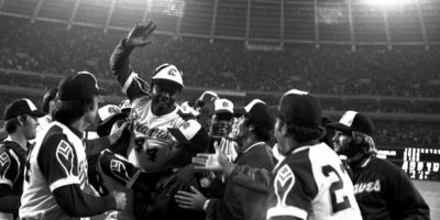 Hank Aaron memories shared during Braves-Brewers NLDS