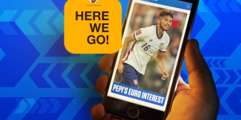 Here We Go: Ricardo Pepi's breakout season for the USMNT and FC Dallas draws interest across Europe
