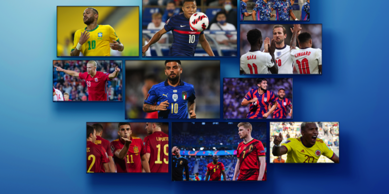 International break soccer live streams: TV schedule, how to watch World Cup Qualifying, UEFA Nations League
