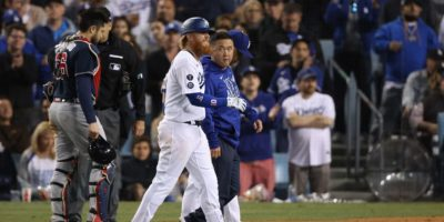 Justin Turner replaced on NLCS roster