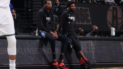 Kevin Durant Opens Up About Kyrie Irving's Continued Absence from Nets