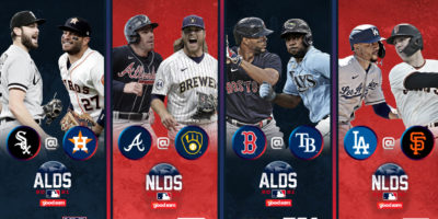 MLB playoffs breakdown October 8