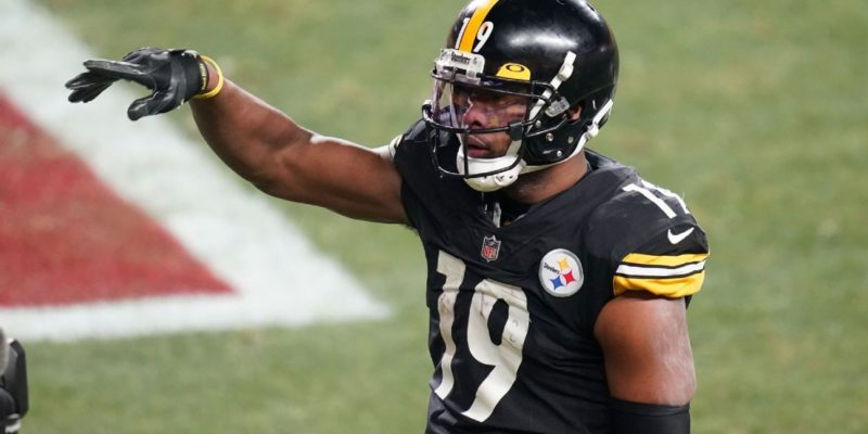 Mike Tomlin says it will take collective effort for Pittsburgh Steelers to fill void left by JuJu Smith-Schuster's injury