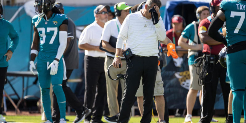 NFL coach hot seat rankings after Week 5: Urban Meyer standing on a land mine, Joe Judge needs turnaround