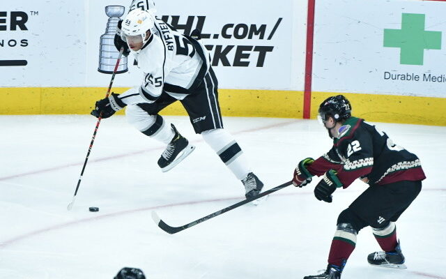 NHL News: Coyotes, Blackhawks, Red Wings, Kings, Canadiens, Rangers
