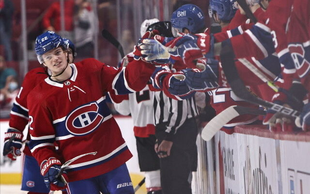 NHL News: The Montreal Canadiens Extend Nick Suzuki For Eight Years