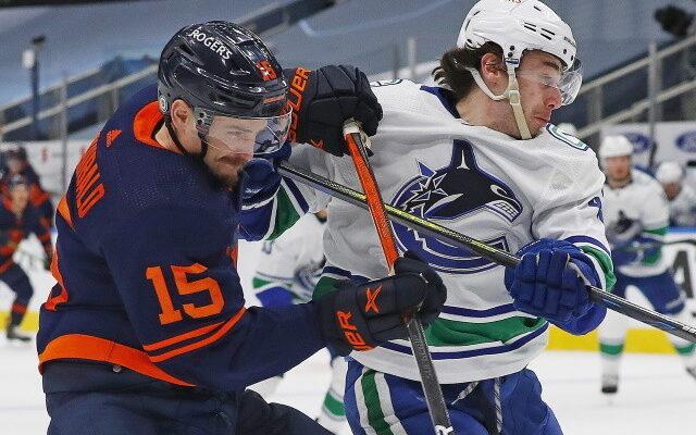 NHL News: Waivers, Josh Archibald, Quinn Hughes, Elias Pettersson and Jake Evans