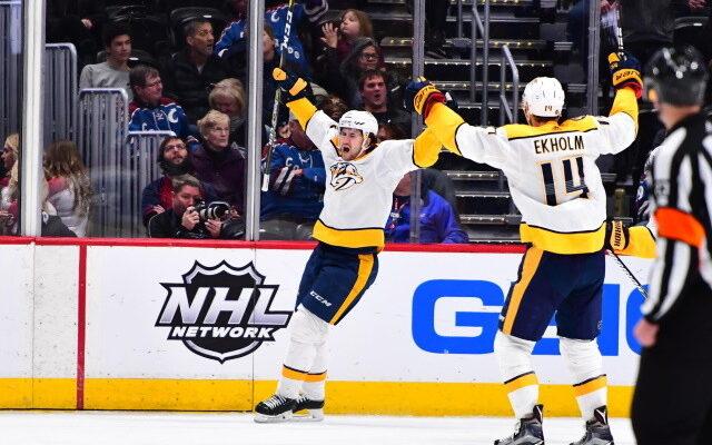 NHL Rumors: Mattias Ekholm Will Shelve Talks During the Season, and Filip Forsberg In No Rush