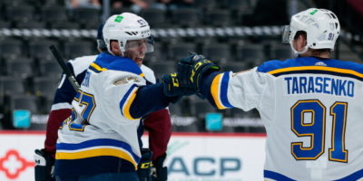NHL Rumors: New York Rangers, and the St. Louis Blues