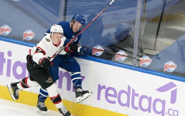 NHL Rumors: Ottawa Senators, Toronto Maple Leafs, and the New Jersey Devils