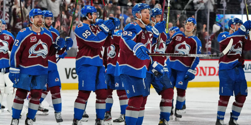 NHL futures bets: Avalanche are Stanley Cup favorites at Caesars Sportsbook