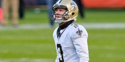 New Orleans Saints kicker Wil Lutz has setback, is out for season