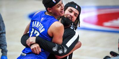 Orlando Magic Exercise Team Options on Anthony, Hampton, Okeke
