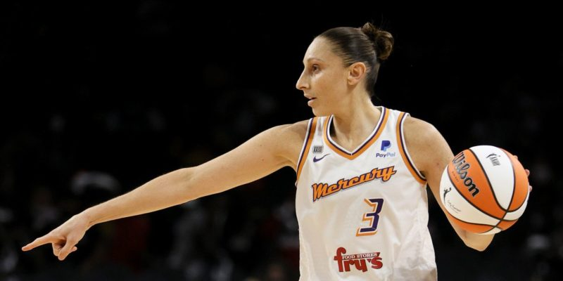 Phoenix Mercury aiming to be among WNBA royalty by winning Finals