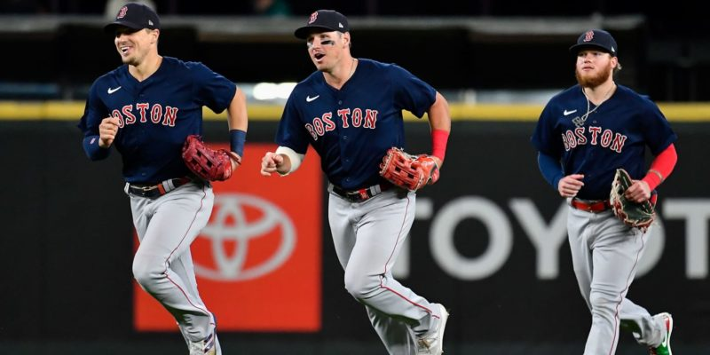 Red Sox announce 2021 AL Wild Card Game roster