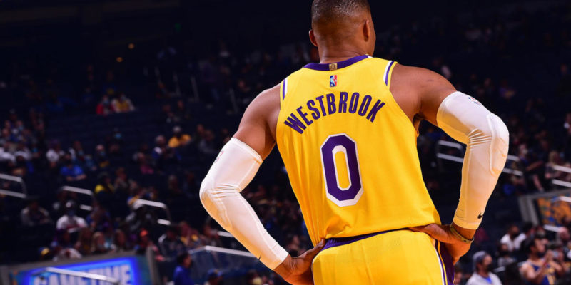 Russell Westbrook's Lakers debut was downright ugly, but please hold your overreactions until a later date