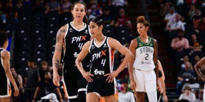 WNBA Announces Star-Studded 2021 All-WNBA First Team