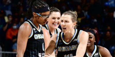 WNBA Finals: Chicago Sky look to take Game 4, win first title