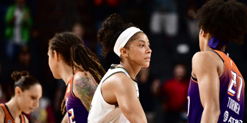 WNBA Finals: Diana Taurasi, Mercury face Game 1 vs. Candace Parker, Sky