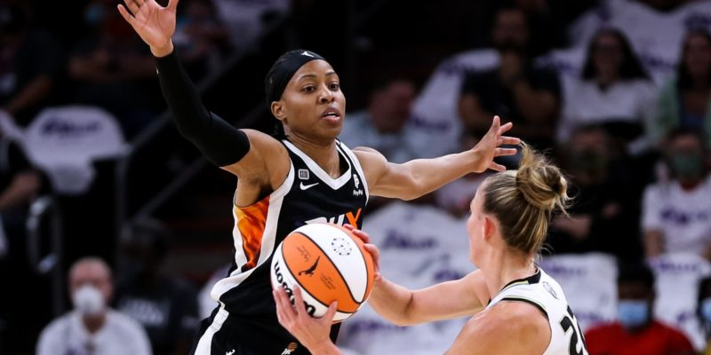 WNBA Finals Game 2 Preview: Phoenix Mercury look to even series