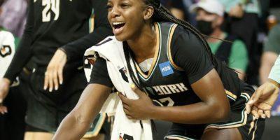 WNBA: New York Liberty's Michaela Onyenwere is 2021 Rookie of the Year