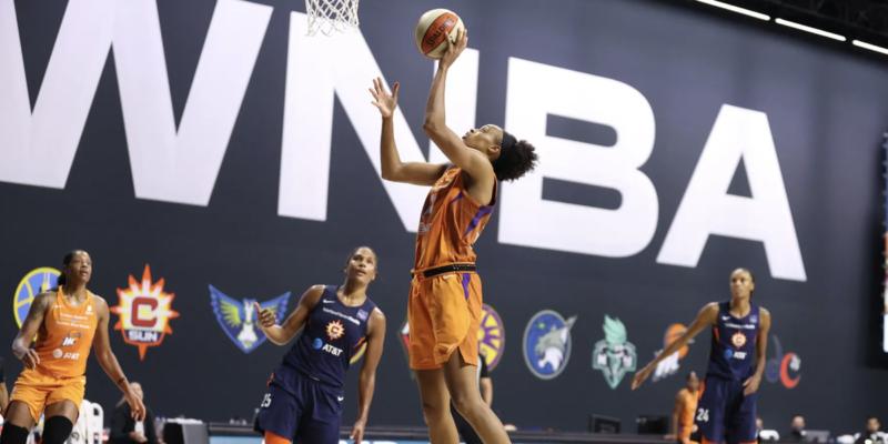WNBA Playoffs: Brianna Turner, Phoenix Mercury dominate Las Vegas Aces