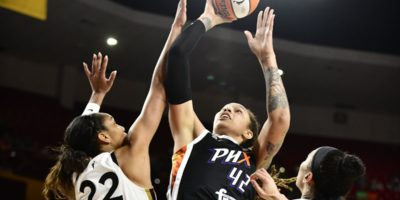 WNBA Playoffs: Can Griner, Phoenix Mercury eliminate Aces in Game 4?