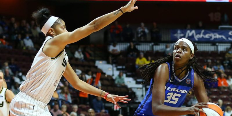 WNBA Playoffs: Connecticut Sun take on Chicago Sky in Game 3 of semis