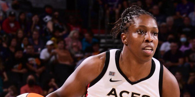 WNBA Playoffs: Las Vegas Aces use 24-0 run to defeat Phoenix Mercury