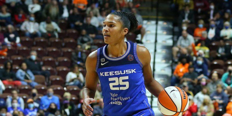 WNBA Semifinals: Alyssa Thomas comes up big for Connecticut Sun