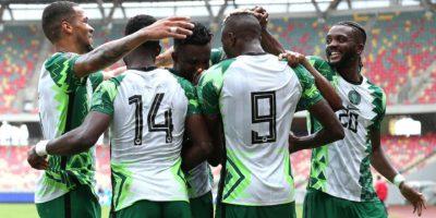 Yakubu Ayegbeni confident Nigeria will qualify for 2022 World Cup